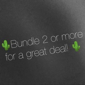 Other - 🌵Bundle 2 or more items for a great deal🌵